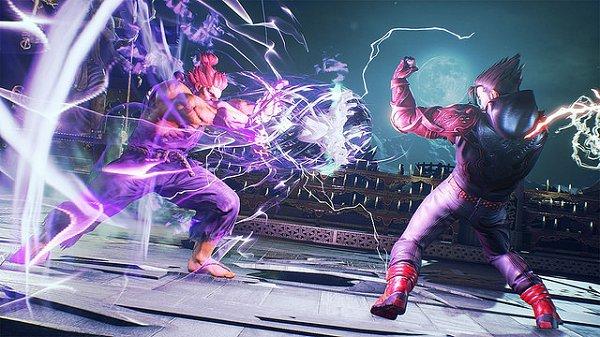 Tekken 7 PS4 Gameplay Video Footage by PlayStation