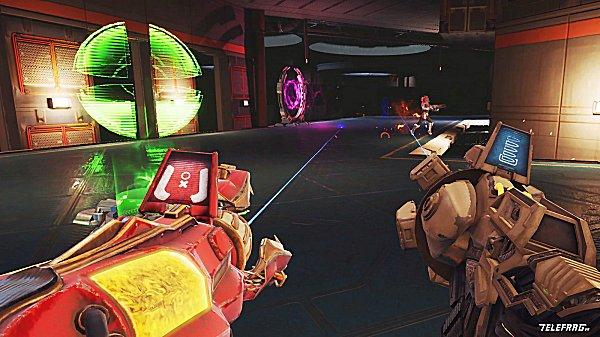 Telefrag VR Blazes to PlayStation VR July 19th, PS4 Gameplay Trailer.jpg