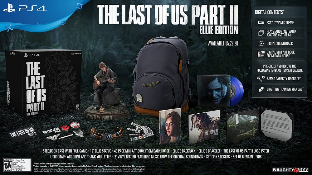 The Last of Us Part II PS4 Ellie Edition & Naughty Dog PAX East Updates 2.jpg