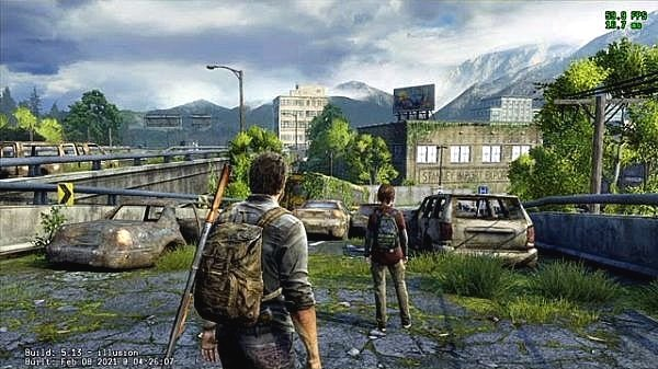 The Last of Us Remastered Improved PS4 Load Times Patch by Illusion0001.jpg