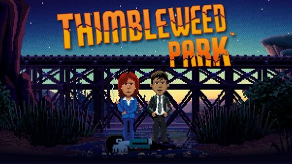 Thimbleweed Park Comes to PlayStation 4 on August 22, PS4 Trailer.jpg