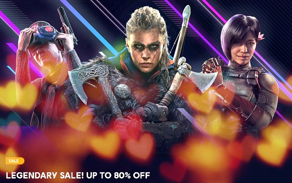 Ubisoft Store Legendary Sale Begins with Savings Up to 80% Off Games.jpg