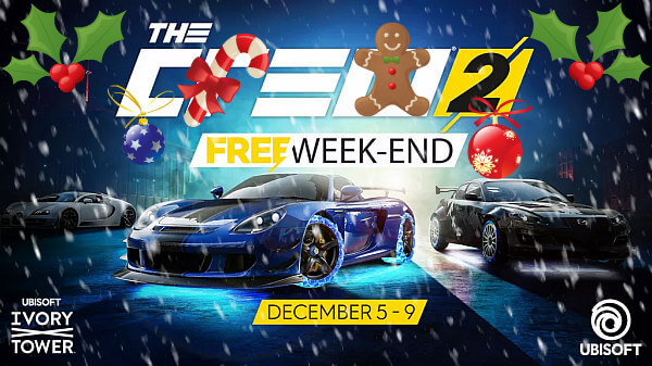 Ubisoft's The Crew 2 and Blazing Shots PS4 Update Free This Weekend.jpg