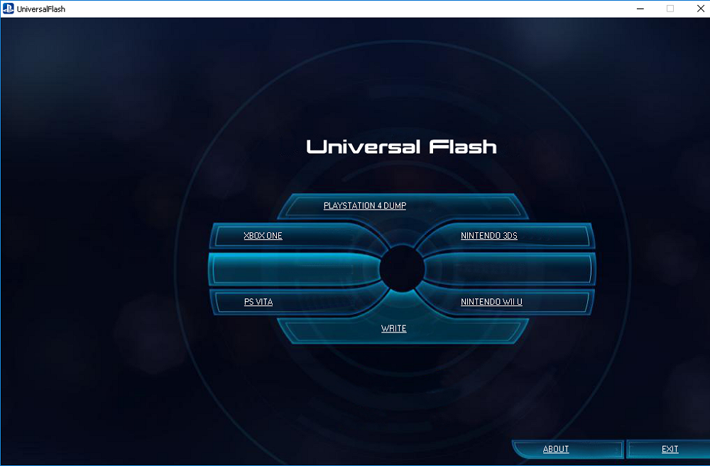 UniversalFlash App to Dump  Read PS4 Flash Memory (Sysconf) WIP.png