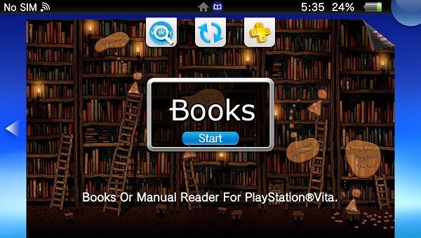 VitaBooks Manual Book Reader Homebrew App for PS Vita 2.jpg