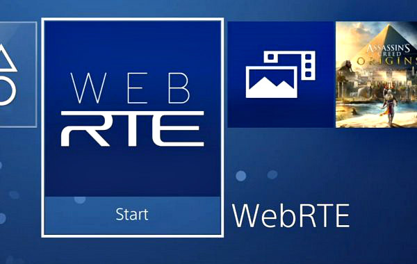 WebRTE pkg: PS4 Trainer Web RTE Package and Payload Released