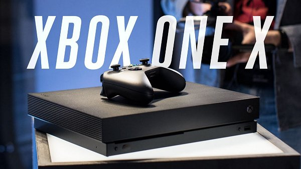 XBox One X (Project Scorpio) Unveiled at E3 2017 by Microsoft.jpg