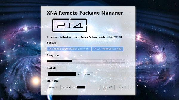 XNA RPKGMAN XNA Remote Package Manager by Cypheron.jpg