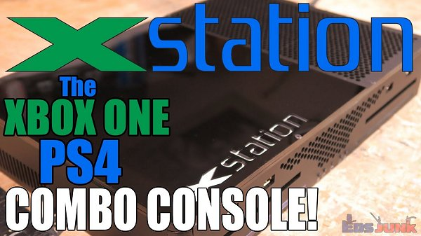 Xstation The XBox One PS4 Combo Console Demo by Ed's Junk.jpg