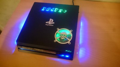 World's First PS4 Pro Case Mod by Fosi at eXtreme-Modding 9.JPG