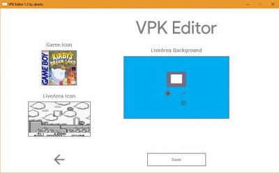 Vpk Editor 12 Maidump Ps Vita Bg Image Icon Editor By Qberty