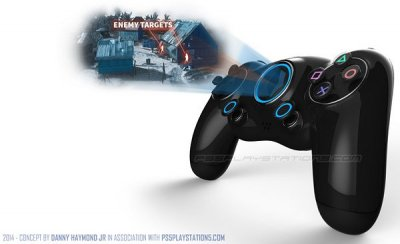 PlayStation 5 (PS5) & DualShock 5 (DS5) Controller Concept Designs 27.jpg