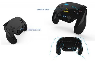 PlayStation 5 (PS5) & DualShock 5 (DS5) Controller Concept Designs 35.jpg