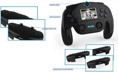 PlayStation 5 (PS5) & DualShock 5 (DS5) Controller Concept Designs 36.jpg