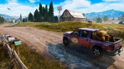 Far Cry 5 Official Announce PS4 Trailer and Screenshots - #FarCry5 2.jpg