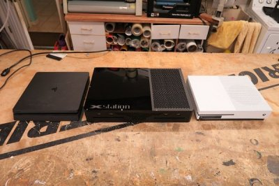 Xstation The XBox One PS4 Combo Console Demo by Ed's Junk 6.jpg