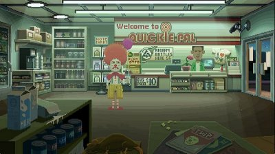 Thimbleweed Park Comes to PlayStation 4 on August 22, PS4 Trailer 3.jpg
