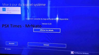 mise a jour ps4 su-41350-3