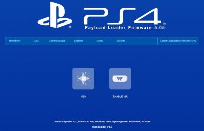 OkaxLoader v1.0 PS4 Playground ESP8266 5.05 Menu by HkN 2.jpg
