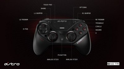 Astro C40 TR Controller for PlayStation 4 by Astro Gaming Unveiled 2.jpg