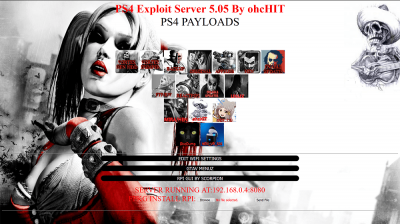 PS4 Exploit Server for 5.05 Firmware by OhcHIT 1a.png