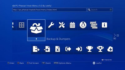 PS-Phwoar! Host Menu v1.0 by Leeful with Latest PS4 Exploit Payloads 3.jpg