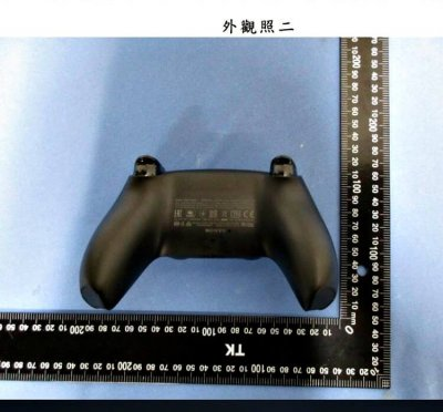 Black PS5 DualSense Wireless Controller Images Surface, Prototype Leak 4.jpg