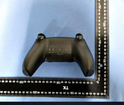 Black PS5 DualSense Wireless Controller Images Surface, Prototype Leak 8.jpg