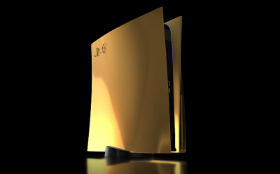24K Gold PS5 Console, DualSense Controller & PlayStation 5 Headset Pre-orders.png