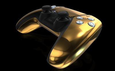 24K Gold PS5 Console, DualSense Controller & PlayStation 5 Headset Pre-orders 2.png