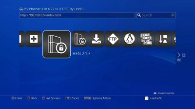 PS4 6.72 Exploit Menu Updates by Leeful74, PlayStation Bounty by TheFloW 4.jpg
