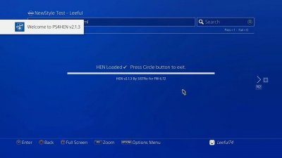 PS4 6.72 Exploit Menu Updates by Leeful74, PlayStation Bounty by TheFloW 7.jpg