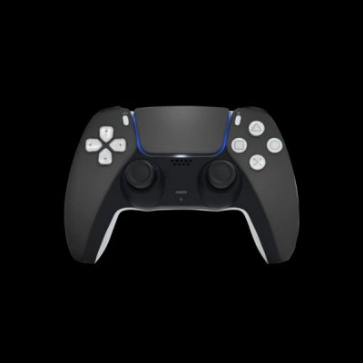 CustomizeMyPlates.com Vinyl Silicon PS5 Controller Skins & Charging Station 3.jpg