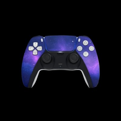 CustomizeMyPlates.com Vinyl Silicon PS5 Controller Skins & Charging Station 5.jpg