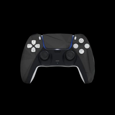 CustomizeMyPlates.com Vinyl Silicon PS5 Controller Skins & Charging Station 11.jpg