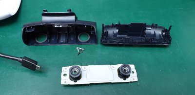 PlayStation 5 (PS5) Camera Disassembled with PCB Pictures by HackInside 9.jpg